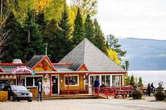 Sainte Rose Du Nord Saguenay Restaurant Les  G